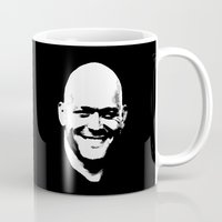 bill murray Mugs featuring September Bill Murray of the Month by Bill Murray for President