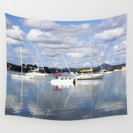 Noosa Morning Wall Tapestry