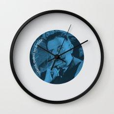 Mamá, quiero ser artista. Wall Clock