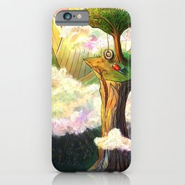 Blissful Isolation iPhone Case