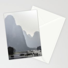 Li River China Stationery Cards