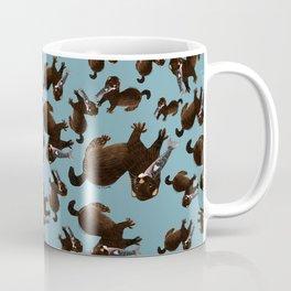Clever Mink ( Neovison vison) Coffee Mug