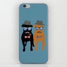 SHERLOCKS iPhone & iPod Skin