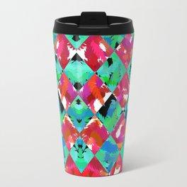 Red Rose Diamond Travel Mug