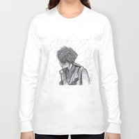 ben giles Long Sleeve T-shirts featuring Ben by Vidility