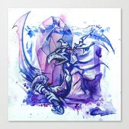 DARK CRYSTAL - SKEKSIS Canvas Print