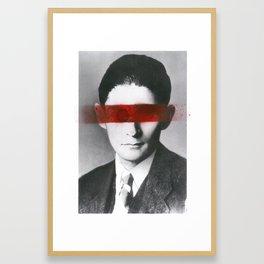His Own World Framed Art Print