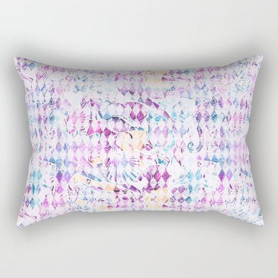 Enchanted Ocean #3 Rectangular Pillow