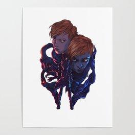 Lara and Leon Poster