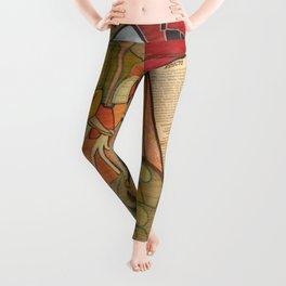 UN PICASSO MIO Leggings
