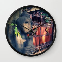 Ketut Wall Clock