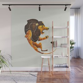 Lion 2 Wall Mural