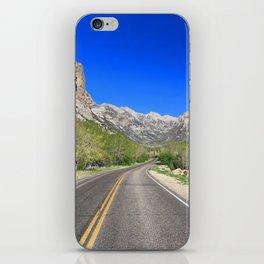 Lamoille Canyon iPhone Skin