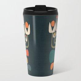 Retro botany Travel Mug