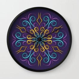 Stronger (Ultravioleta) Wall Clock