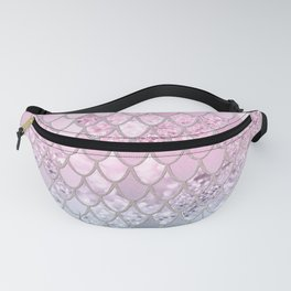 Mermaid Glitter Scales #2 #shiny #decor #art #society6 Fanny Pack