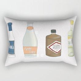Let's celebrate! Rectangular Pillow