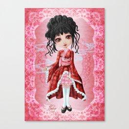 Wa Lolita Canvas Print