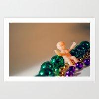 Bead Baby (I) Art Print