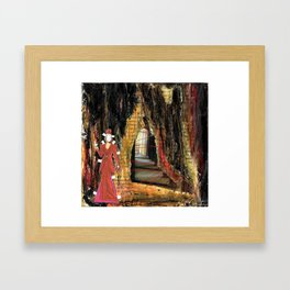 Lasting Impression Framed Art Print