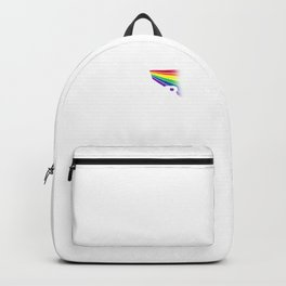 A Bitur Colorful Graduation Day Gift Backpack