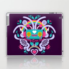 Bitty Love Bot Laptop & iPad Skin