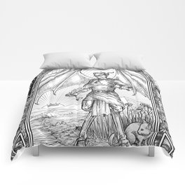 Temperence Comforters