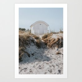 Salty Summer - Landscape and Nature Photography Art Print