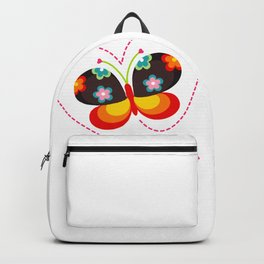 Gipsy Butterfly Backpack