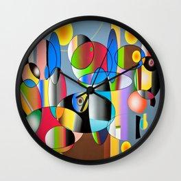 70's Flashback Wall Clock