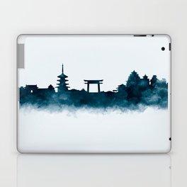 Kyoto Skyline Laptop & iPad Skin