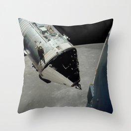Apollo 17 - Command Module Throw Pillow
