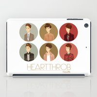 tegan and sara iPad Cases featuring Tegan and Sara: Heartthrob collection by Cas.