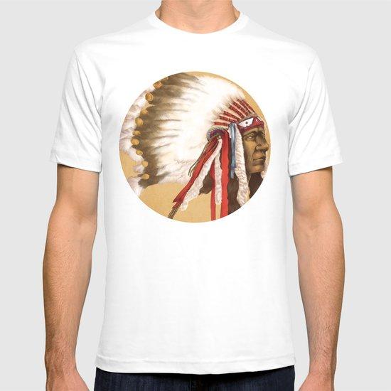 Crow Native American T-shirt