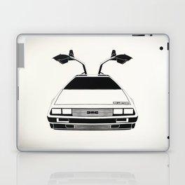 Delorean DMC 12 / Time machine / 1985 Laptop & iPad Skin