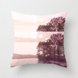 Marsh Throw Pillow