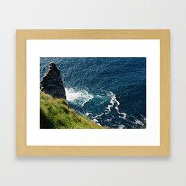 Irish Coast Framed Art Print