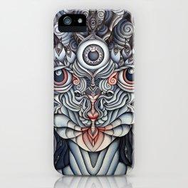 Dreamtime Companion iPhone Case