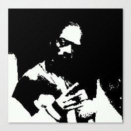 Snoop Dog II Canvas Print