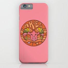 2020 Aries iPhone Case