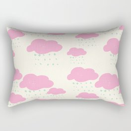 Cloud Formations III Rectangular Pillow