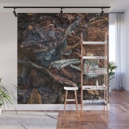 The old tree Wall Mural