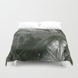 Palm View Duvet Cover