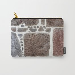 Stone wall colour 3 Carry-All Pouch