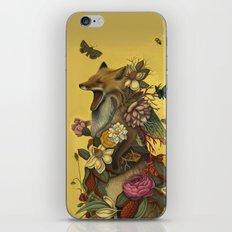 Fox Confessor iPhone Skin