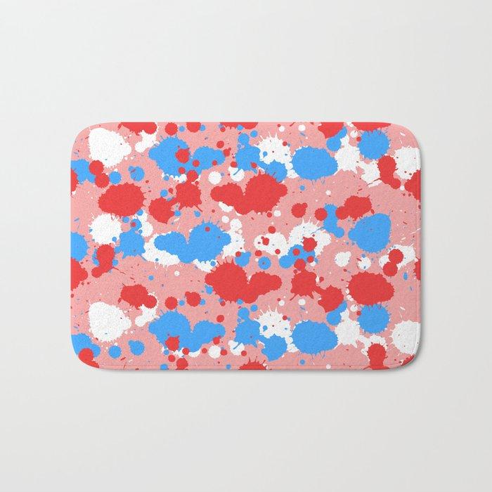Colors Drops Bath Mat