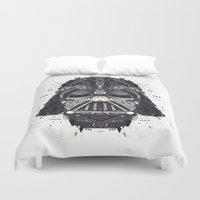 darth Duvet Covers featuring darth vader by yoaz