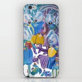 A Cappella iPhone Skin