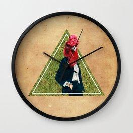 Coq head Wall Clock