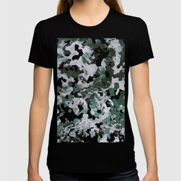 Surfing Camouflage #4 T-shirt
